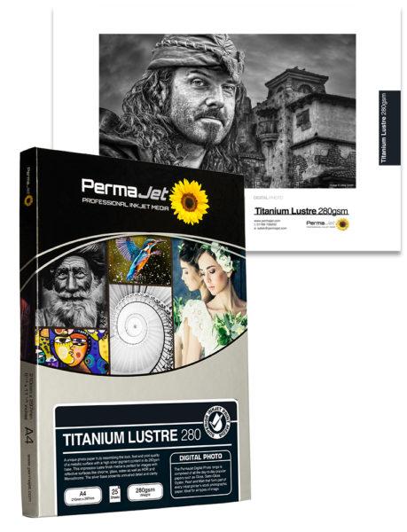 06 - Titanium Lustre Box Swatch